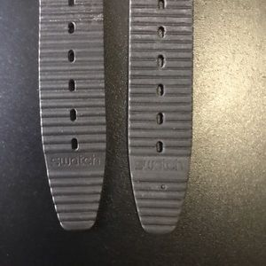 Swatch Accessories - GB 406 X-Rated Swatch Wristwatch 1987